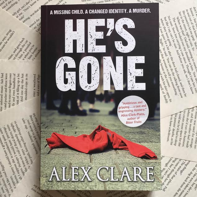 Book Review Hes Gone By Alex Clare
