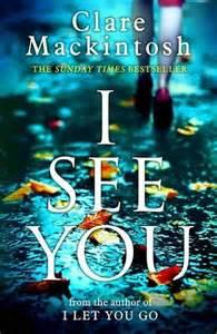 I see you - Clare Mac