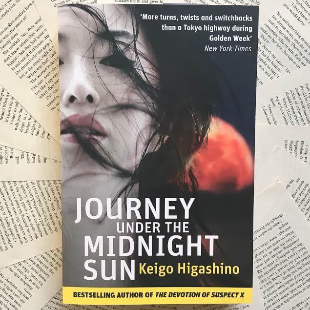 Jutms Keigo Higashino Keeper Of Pages