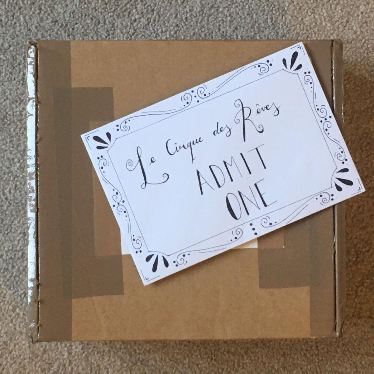 Book Box Unboxing: The Mystery Book Box (gunpowder, treason &plot)