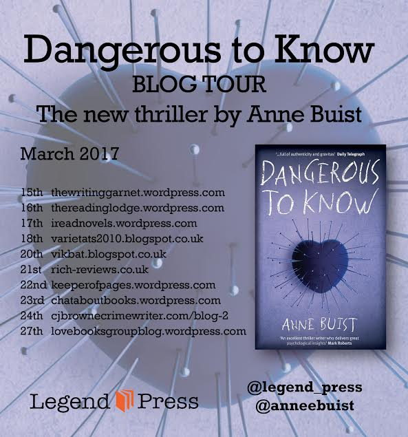 Dangerous to Know Banner