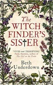 The Witchfinder's Sister - Beth Underdown.jpg