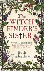 The Witchfinder's Sister - Beth Underdown.jpg