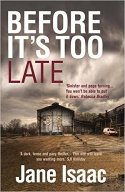 Before It's Too Late - Jane Isaac