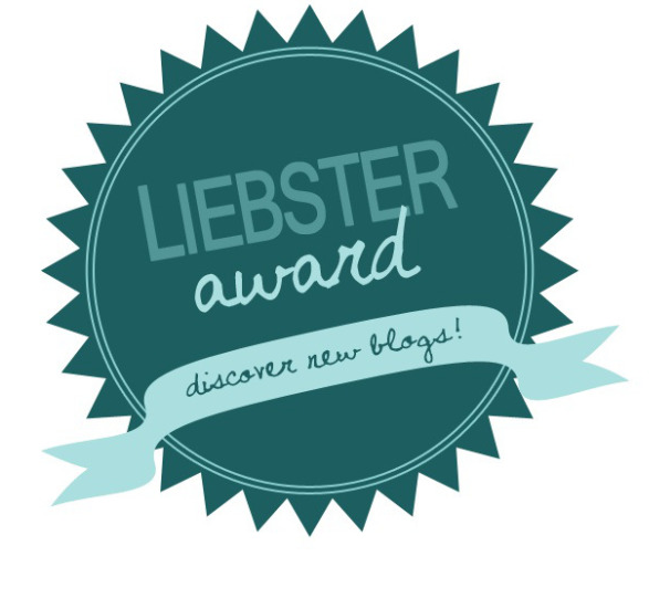 AWARD! #TheLiebsterAward (part1)