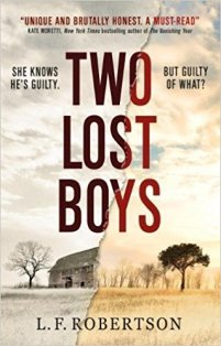 Two Lost Boys L. F. Robertson