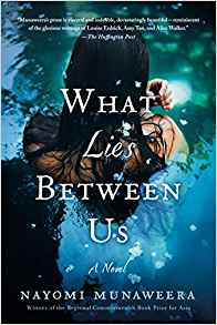 What Lies Between Us - Nyomi Munaweera