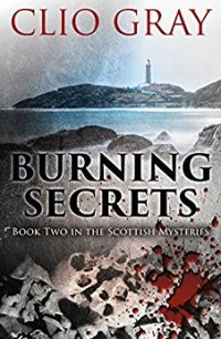 Burning Secrets - Clio Gray