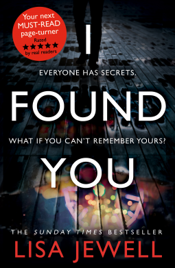 I Found You - Lisa Jewell.png