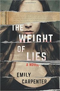 The Weight of Lies - Emily Carpenter
