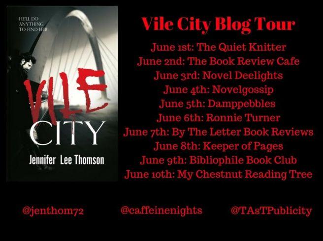 Vile City banner