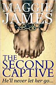 The Second Captive - Maggie James