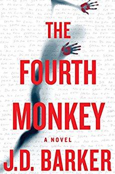 The Fourth Monkey - JD Barker