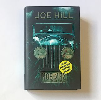 Book - N0S4R2 by Joe Hill