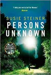 Persons Unknown - Susie Steiner