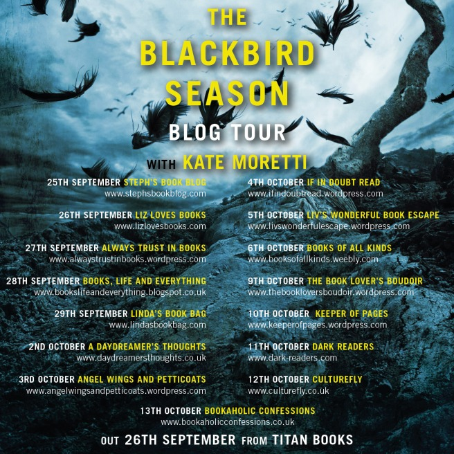 Blackbird Season banner