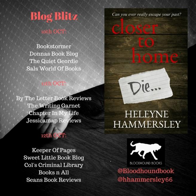 Blog Blitz - Closer to Home