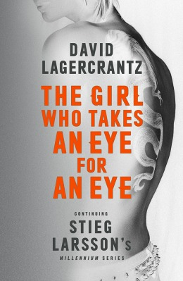 Eye for an Eye - David Lagercrantz