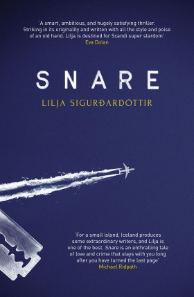 SNARE new front cover
