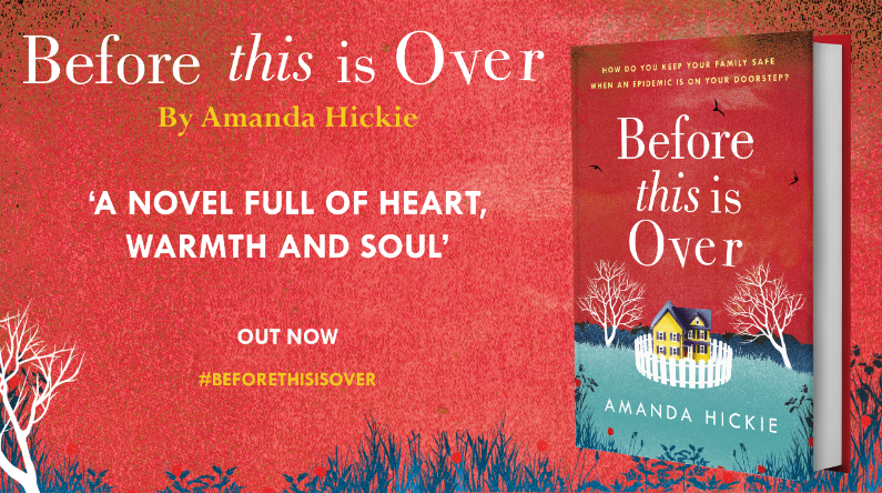 Blog Tour | Book Extract: Before This Is Over by Amanda Hickie @headlinepg @AmandaHickie