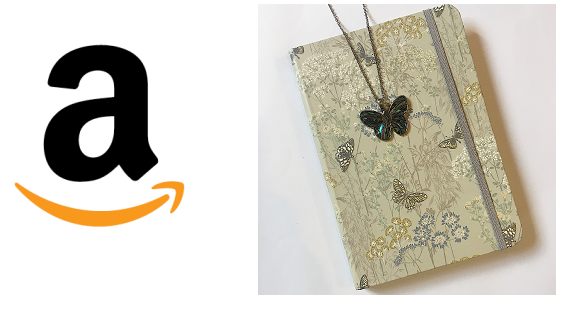 Butterfly notebook and necklace.JPG