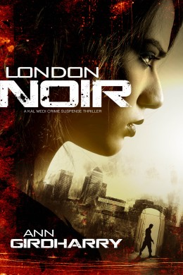 London Noir book cover