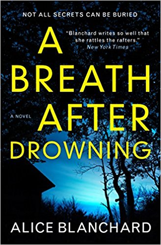 A Breath After Drowning - Sharon Blanchard