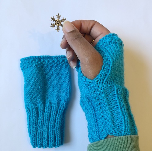 Gloves and Charm
