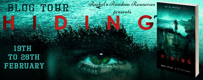 Blog Tour | Book Spotlight & Giveaway: Hiding by Jenny Morton Potts  (@rararesources)