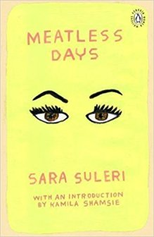 Meatless Days - Sara Suleri