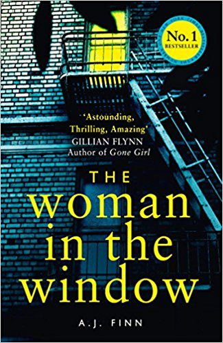 The Woman in the Window - AJ Finn