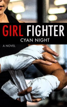 Girl Fighter - Cyan Night