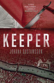 Keeper - Johana Gustawsson