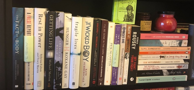 Nonfiction shelf