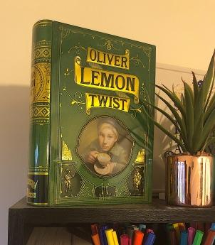 Oliver Lemon Twist