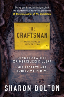The Craftsman - Sharon Bolton.png