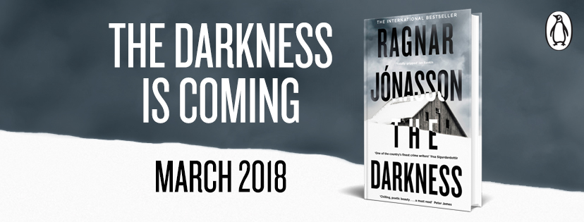 Blog Tour | Book Review: The Darkness by Ragnar Jónasson (Hidden Iceland #1)#TheDarkness