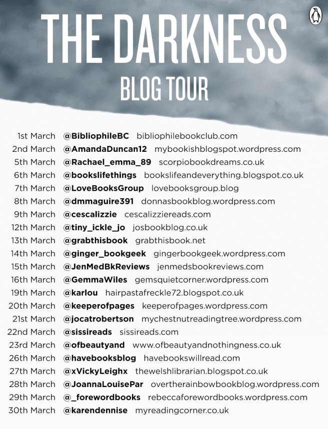The Darkness Blog Tour