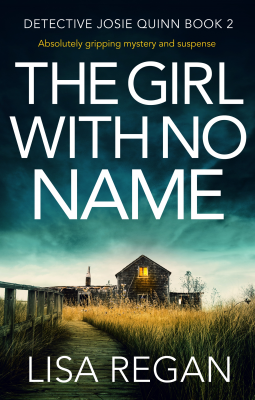 The Girl With No Name - Lisa Regan