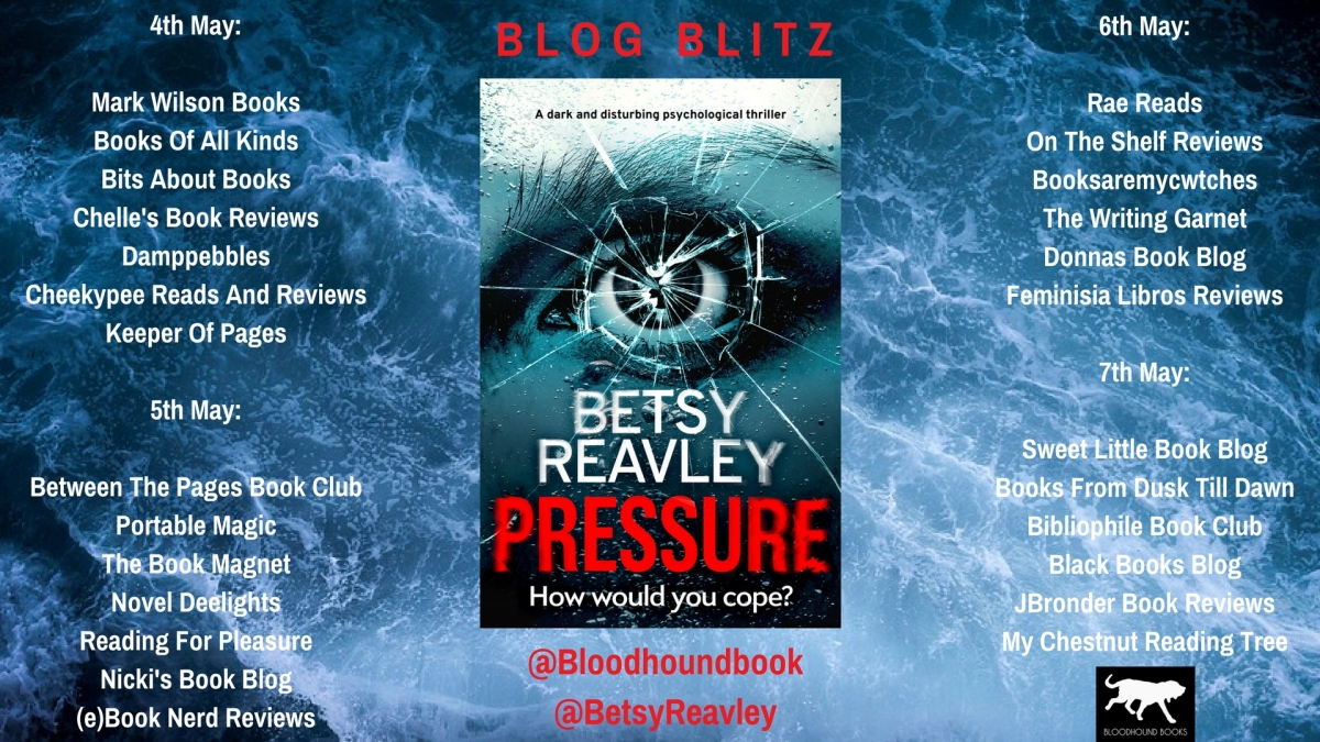Blog Blitz | Book Review: Pressure by Betsy Reavley