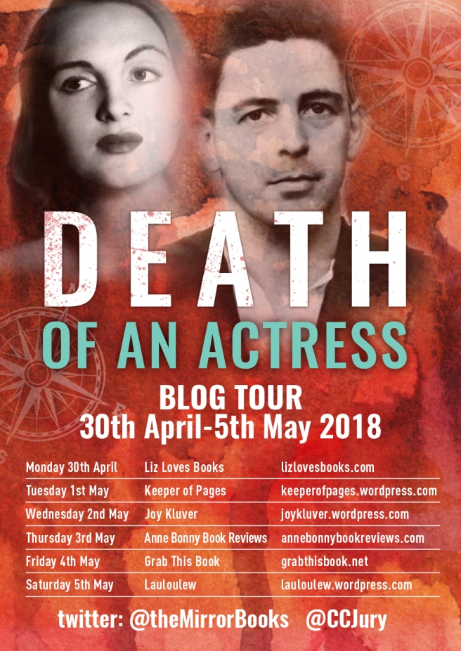 DEATH OF ACTRESS_BLOG TOUR HEADER