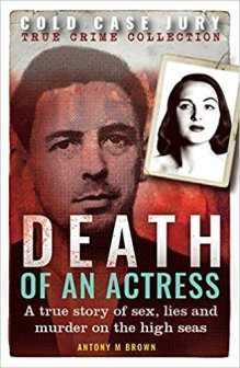 Death of an Actress - Antony M Brown