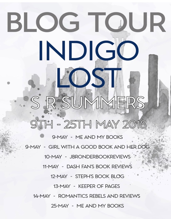 Indigo Lost Blog Tour Banner