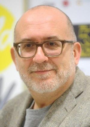 Sandrone Dazieri Author Picture