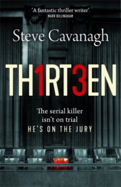 Thirteen - Steve Cavanagh