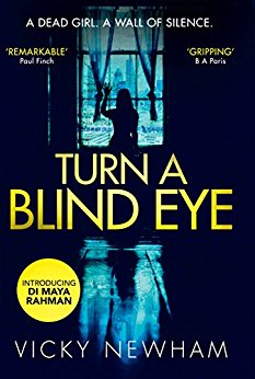 Turn a Blind Eye - Vicky Newham