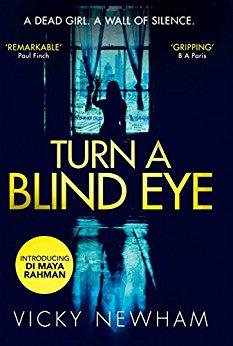 Turn a Blind Eye - Vicky Newham