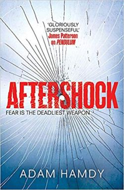 Aftershock by Adam Hamdy