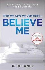 Believe Me - JP Delaney
