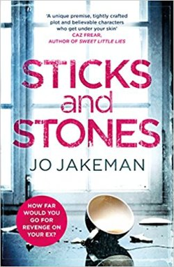 Sticks and Stone - Jo Jakeman